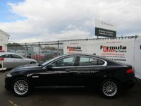 USED 2013 62 JAGUAR XF 2.2 TD SE Business (s/s) 4dr 2 OWNERS+FULL HISTORY+FULL MOT
