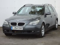 2004 BMW 5 SERIES 3.0 530D SE TOURING 5d 215 BHP £3250.00
