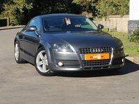 2007 AUDI TT 2.0 TFSI 3d AUTO 200 BHP £6990.00