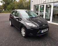 USED 2011 11 FORD FIESTA 1.25 EDGE THIS VEHICLE IS AT SITE 1 - TO VIEW CALL US ON 01903 892224