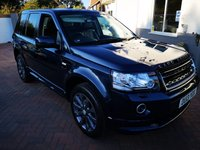 2013 LAND ROVER FREELANDER 2.2 SD4 DYNAMIC 5d AUTO 190 BHP £15295.00