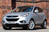 USED 2012 62 HYUNDAI IX35 2.0 CRDi 16v Premium 4WD 5dr **NOW SOLD**