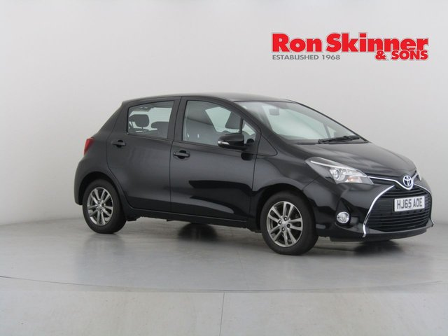 View our 2015 65 TOYOTA YARIS 1.3 VVT-I ICON 5d 99 BHP