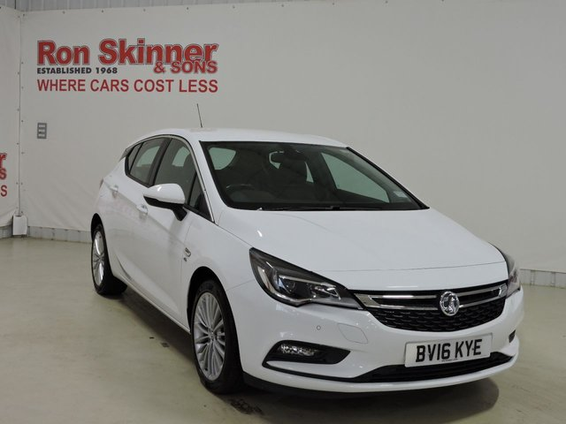 View our 2016 16 VAUXHALL ASTRA 1.0 ELITE ECOFLEX S/S 5d 104 BHP