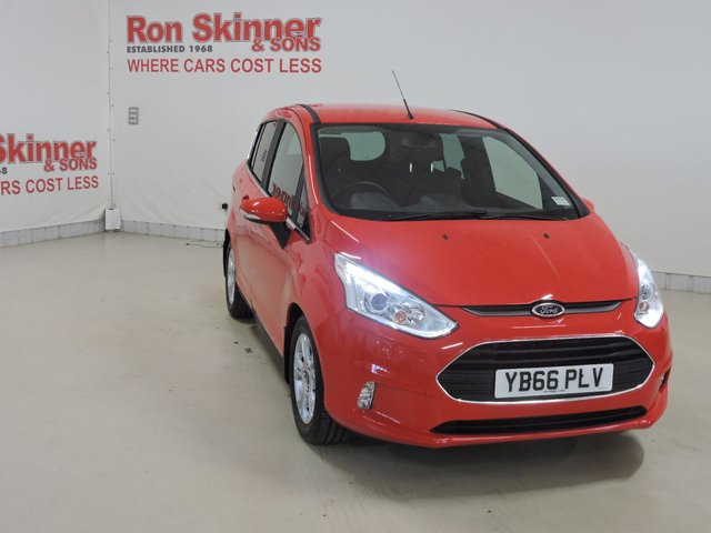 View our 2016 66 FORD B-MAX (66)    1.0 ZETEC 5d 125 BHP