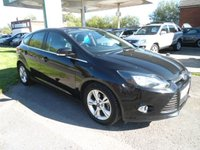 USED 2012 12 FORD FOCUS 1.6 ZETEC 5dr 124 BHP SERVICE HISTORY