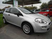 USED 2013 62 FIAT PUNTO 1.2 POP 3d 69 BHP 4 SERVICE STAMPS