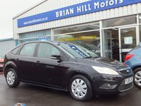 2009 FORD FOCUS 1.6 TDCi  ECONETIC  5dr £2395.00