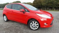 USED 2011 11 FORD FIESTA 1.2 ZETEC 3d 81 BHP VEHICLE SPEC : SERVICE HISTORY, AIR-CONDITIONING, ALLOYS, CD-PLAYER, FRONT FOG LIGHTS, REMOTE LOCKING, ELECTRIC WINDOWS,