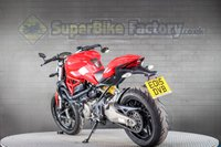 USED 2015 15 DUCATI MONSTER 821cc M821 GOOD & BAD CREDIT ACCEPTED, OVER 500+ BIKES IN STOCK