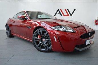 2011 JAGUAR XK 5.0 XKR-S 2d AUTO 550 BHP £38950.00