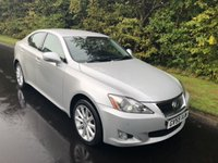 2010 LEXUS IS 2.2 220D SE-I 4d 175 BHP £3999.00