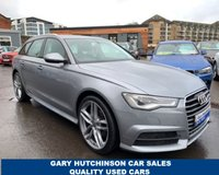 USED 2016 66 AUDI A6 2.0 AVANT TDI ULTRA SE EXECUTIVE 5d AUTO 188 BHP