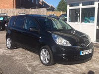 USED 2009 09 NISSAN NOTE 1.5 TEKNA DCI 5d 86 BHP