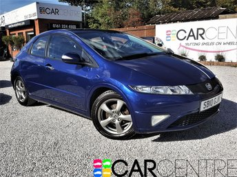 View our 2010 10 HONDA CIVIC 1.3 I-VTEC SI 5d 98 BHP