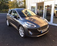 USED 2017 67 FORD FIESTA 1.0 TITANIUM ECOBOOST AUTOMATIC (100ps) NEW MODEL THIS VEHICLE IS AT SITE 1 - TO VIEW CALL US ON 01903 892224