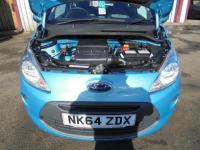 USED 2014 64 FORD KA 1.2 EDGE 3dr * 1 OWNER * LOW MILEAGE * EXCELLENT VALUE * 1 OWNER, £30 TAX, EXCELLENT,,