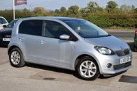 2012 SKODA CITIGO 1.0 ELEGANCE GREENTECH 5d 74 BHP SAT NAV and PAN ROOF £4600.00