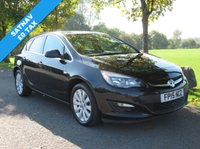 USED 2015 15 VAUXHALL ASTRA 1.6 TECH LINE CDTI ECOFLEX S/S 5d 108 BHP Lovely colour lots of toys