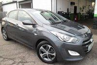 2016 HYUNDAI I30 1.6 SE 5d AUTO 118 BHP £9000.00