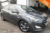 USED 2016 66 HYUNDAI I30 1.6 SE 5d AUTO 118 BHP VIEW AND RESERVE ONLINE OR CALL 01527-853940 FOR MORE INFO.