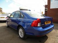 USED 2008 08 VOLVO S40 1.6 S 4dr * FULL SERVICE HISTORY * ALLOYS * EXCELLENT VALUE * FULL MOT, EXCELLENT THROUGHOUT