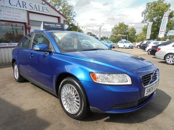 2008 VOLVO S40 1.6 S 4dr £2950.00