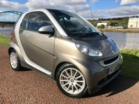 2009 SMART FORTWO 1.0 PASSION 2d 84 BHP £2990.00