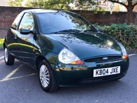 2004 FORD KA 1.3 COLLECTION A/C 3d 69 BHP £995.00