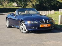USED 1997 P BMW Z3 1.9 Z3 ROADSTER 2d 138 BHP VERY LOW MILEAGE ONLY 44K VGC