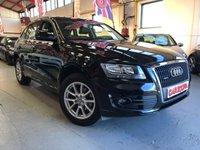 USED 2012 12 AUDI Q5 2.0 TDI QUATTRO SE 5d AUTO 170 BHP