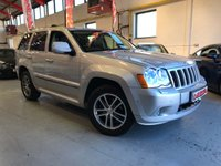 USED 2010 60 JEEP GRAND CHEROKEE 3.0 S LIMITED CRD V6 5d AUTO 215 BHP