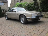 1987 JAGUAR XJ 3.6 SOVEREIGN 4d AUTO 221 BHP £18995.00