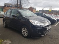 USED 2015 15 CITROEN C3 1.2 PURETECH VTR PLUS S/S ETG 5d AUTO 80 BHP PURETECH AUTOMATIC! CHEAP TO RUN , LOW CO2 EMISSIONS, £0 ROAD TAX AND EXCELLENT FUEL ECONOMY..GOOD SPECIFICATION INCLUDING AIR CONDITIONING, ALLOY WHEELS,AUXILLIARY INPUT AND USB CONNECTION!! ONLY 12136 MILES AND FULL HISTORY!