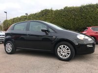 USED 2016 16 FIAT PUNTO 1.2 POP PLUS 5d WITH VERY LOW MILEAGE AND AIR CON  NO DEPOSIT  PCP/HP FINANCE ARRANGED, APPLY HERE NOW