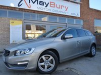 2014 VOLVO V60 2.0 D4 BUSINESS EDITION 5d 178 BHP £8995.00