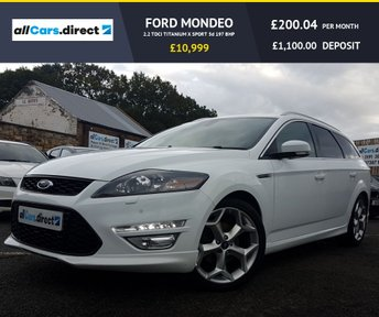 View our FORD MONDEO