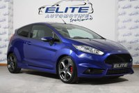 USED 2016 16 FORD FIESTA 1.6 ST-3 3d 180 BHP CP STAGE 1 /STYLE PK/ P-ASSIST / 220 BHP!