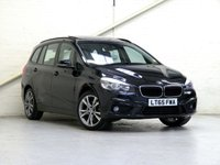 2015 BMW 2 SERIES 1.5 218I SE GRAN TOURER 5d AUTO 134 BHP [HUGE SPEC] [7 SEATS] £16990.00