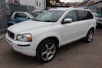 USED 2012 12 VOLVO XC90 2.4 D5 R-DESIGN AWD 5d AUTO 200 BHP
