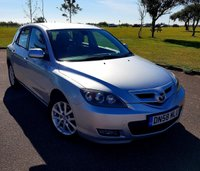 2009 MAZDA 3 1.6 TAKARA 5d AUTO 105 BHP £3495.00