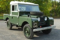 USED 1956 LAND ROVER SERIES 1 SERIES ONE 1.4 1d