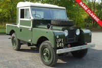 1956 LAND ROVER SERIES 1 SERIES ONE 1.4 1d  £24950.00