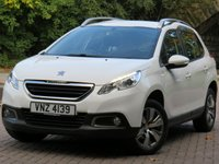 USED 2015 PEUGEOT 2008 1.6 BLUE HDI ACTIVE 5d 75 BHP