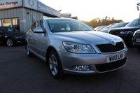 2012 SKODA OCTAVIA 2.0 SE TDI CR 5d 138 BHP £4995.00
