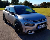 2018 CITROEN C4 CACTUS 1.6 BLUEHDI FLAIR S/S 5d 98 BHP £14295.00