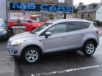 USED 2011 11 FORD KUGA 2.0 ZETEC TDCI 2WD 5d 138 BHP 2 OWNERS FROM NEW,FULL SERVICE HISTORY