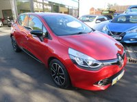 USED 2013 13 RENAULT CLIO 1.1 DYNAMIQUE MEDIANAV 5d 75 BHP BUY NOW PAY NEXT YEAR...NO DEPOSIT DEALS