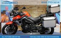 2015 TRIUMPH TIGER TIGER 800 XRT  £7495.00