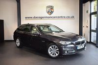 USED 2016 16 BMW 5 SERIES 2.0 520D SE TOURING 5DR AUTO 188 BHP service plan full bmw service history  + FULL BEIGE LEATHER INTERIOR + FULL BMW SERVICE HISTORY + SATELLITE NAVIGATION + BLUETOOTH + CRUISE CONTROL + HEATED SPORT SEATS + PARKING ASSIST + DAB RADIO + 18 INCH ALLOY WHEELS +